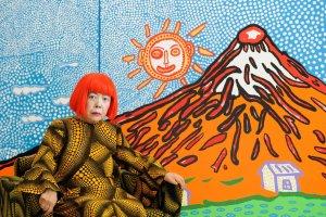Yayoi Kusama : My Eternal Soul