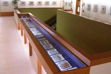 <p>The second floor displays</p>