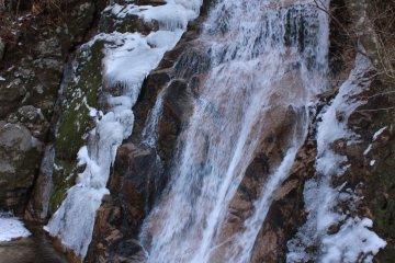Magome Pass and the Odai-Medaki Waterfalls