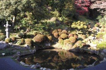 Đền Seiken-ji ở Shizuoka