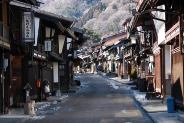 Three Days Along Kisoji's Nakasendo Trail (Day 3)
