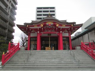 Naruko Tenjinsha Shrine