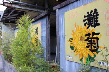 Exploring Nadagiku Sake Brewery