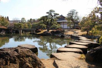 Oyashiki Garden at Koko-en