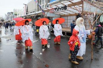 A Healing Trip in Akita
