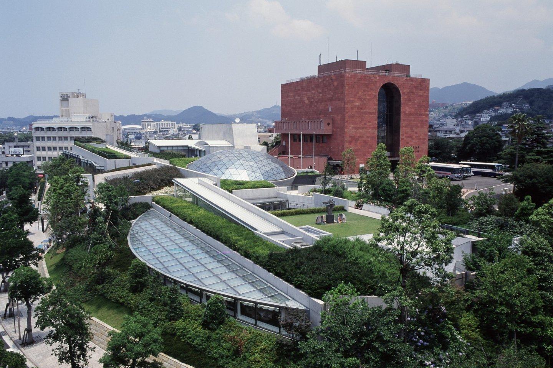 Le musée de la bombe atomique de Nagasaki et le Parc de la Paix