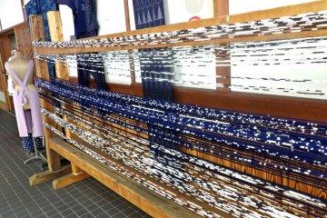 Iyo-Kasuri Folk Craft Hall