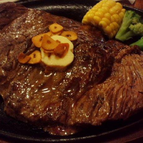 Han's Steak House, Naha