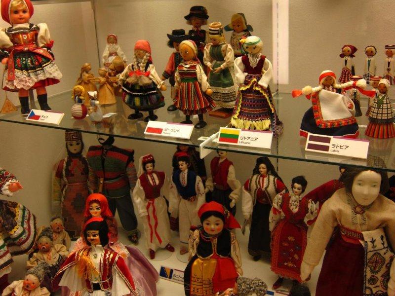 The Yokohama Doll Museum