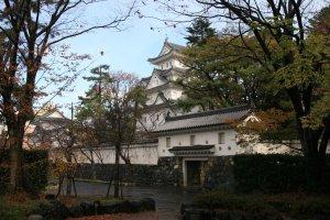Le Château d'Ogaki