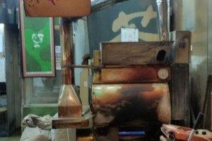 Yamadashiya tea shop