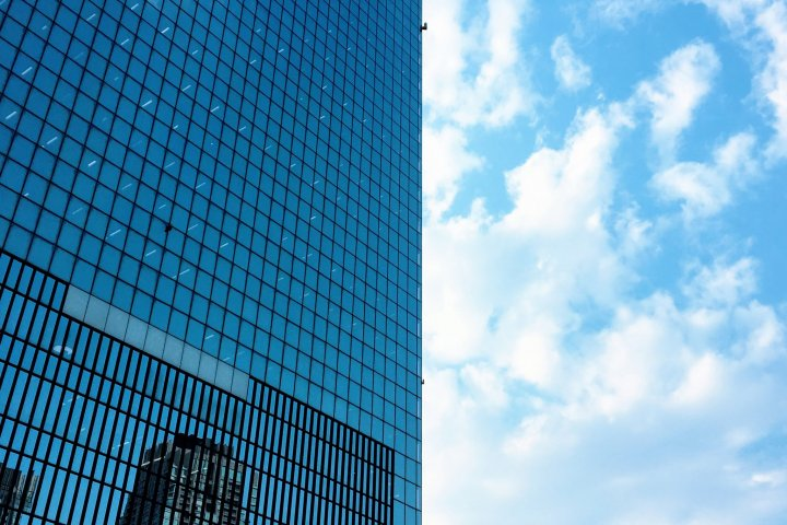 Osaka's Umeda Sky Building