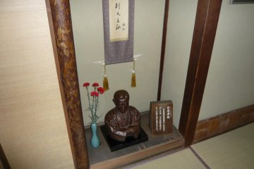 A visit to Soseki's room