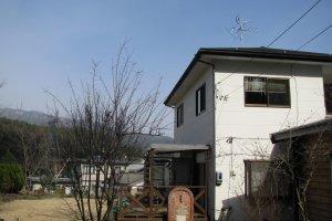 Nhà của bạn tôi ở Nagano