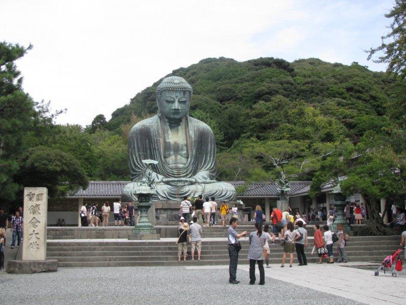 Дайбуцу Камакуры в храме Котокуин