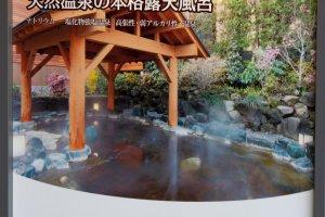 Main outdoor bath (rotenburo)