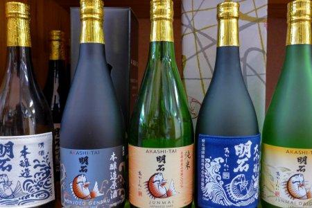 De Quoi Est Fait le Saké ?