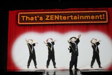 "SIRO-A Presents ""That's ZENtertainment!"""