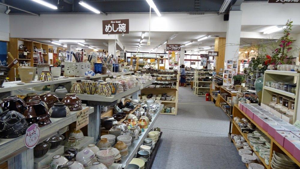 ภายในร้านยะมะนิ โอะซึตกะ (Yamani Otsuka)