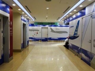คอลเลคชั่นโมเดลเครื่องบินของสายการบินต่างๆ ใน 'ทีไอเอที สกายโร้ด (TIAT Sky Road)