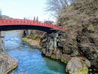 สะพานโบราณที่แสนจะงดงาม