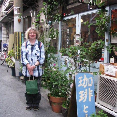 Cà phê và sách ARABIQ - Osaka