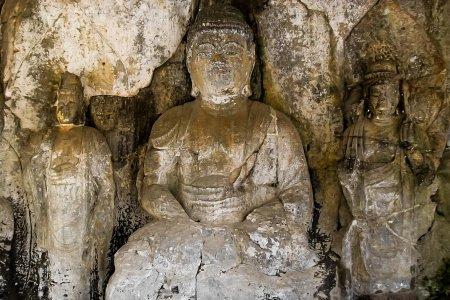 Kyushu's Stone Buddhas