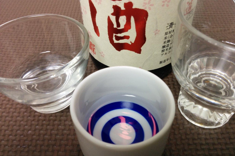 Thời điểm dành cho rượu sake