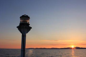 Sunset Beauty over Rebun & Rishiri
