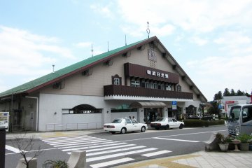 Станция Tobu Nikko
