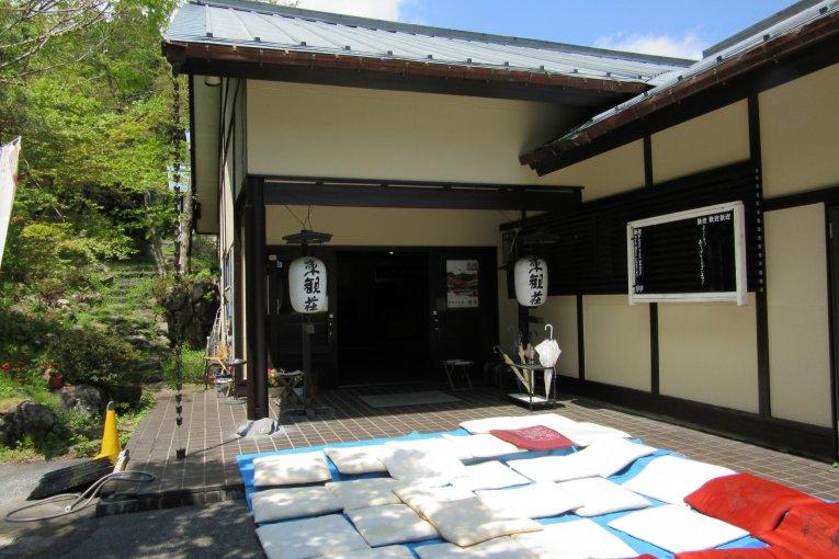 Nikko et le Ryôkan Nikko Tokanso