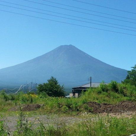 Reminiscing the Climb up Mount Fuji