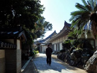 Kongofukuji is the southernmost of the 88 pilgrimage temples
