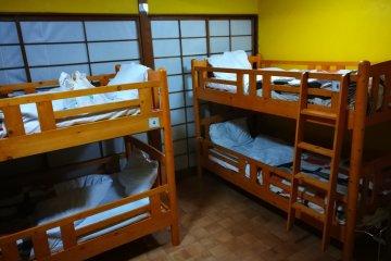 ห้องพักแบบประหยัดที่สุด