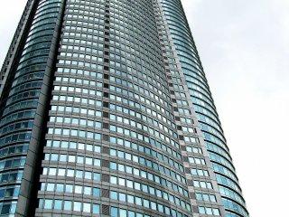 Mori Tower is the landmark of Roppongi Hills