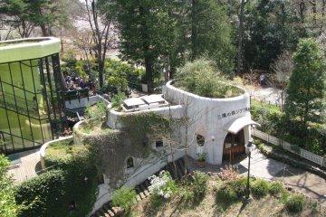 Ghibli Museum and Inokashira Park