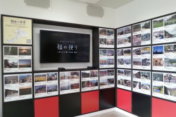 Photo exhibition on views in Fukui prefecture