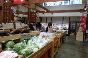 Huge cabbages