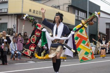 Shimada Obi Festival