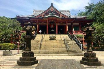 Meguro Fudoson Temple
