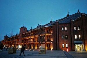 อาคารเก่าแก่ที่สร้างขึ้นในปี 1911 และสร้างด้วยอิฐสีแดงทั้งหลัง ซึ่งดูโดดเด่นเป็นเอกลักษณ์