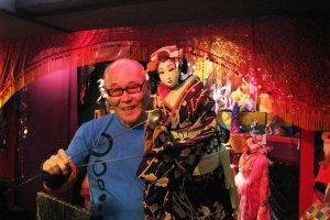 Цудзимура-сан оживляет кукол