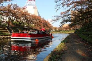 Photo credit: Matsukawa River Cruises