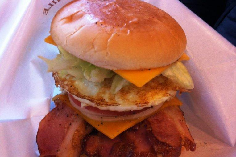 Big Man Burger Stand