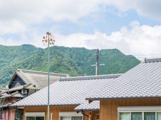 Chikatsuyu, on the Kumano Kodo.