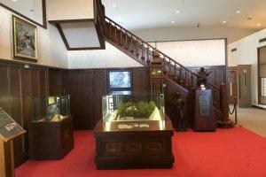 Recreation of Masao Koga's home