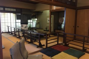 Another recreation of Masao Koga's home