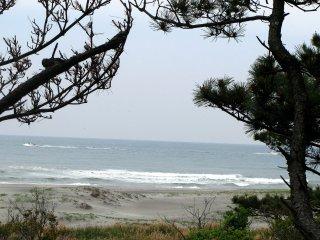 Тихий океан!