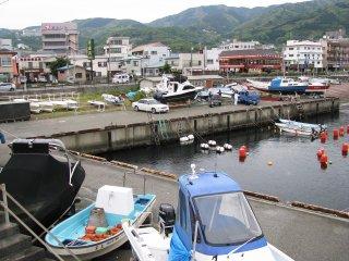 В рыбацких городках всё довольно просто