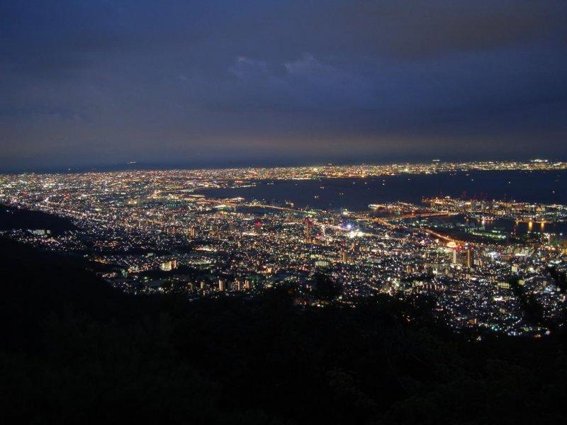Ten million dollar view from Mount Maya